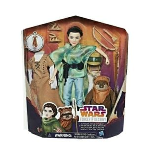 Star Wars Forces of Destiny Princess Leia & The Wi